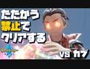 【ポケモン剣盾】たたかう禁止でクリアする!【第三部】