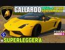 【XB1X】FH4 - Lambo Gallardo Spyder & Leggera - エクスペ29Y春