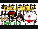 今週の韓国産2020-11-5『ロボット強国!!』