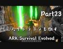 二人でドラゴンを倒すARK part 23 【ARK:Survival Evolved】