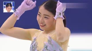 【フィギュアスケート】 紀平梨花 2020年