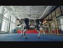 ロボットダンス