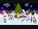 [歌うボイスロイド]Snow halation[合唱]