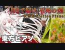 【東方ピアノ】月まで届け、不死の煙/東方永夜抄・卯酉東海道【自作アレンジ】