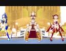 【MMD】戦姫絶唱シンフォギア「ジハド」~響・翼・クリス~