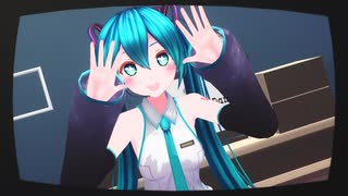 【MMD杯ZERO3参加動画】Party Time,Hurry