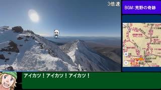 【再走】ポケモンGO 大晦日の赤岳(八ヶ岳