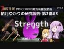 【7DTD】第3講#3 Strength 結月ゆかりの研究報告 【α19.3】【VOICEROID実況】