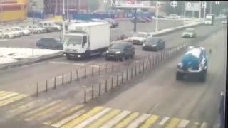 【閲覧注意】激しい事故動画58