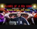 武道の基本  Flames of Ji Ben Gong | Martial Arts