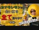 【謎】カナモレモンって何者??前編【どうしてこうなった】