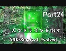 二人でドラゴンを倒すARK part 24【ARK:Survival Evolved】