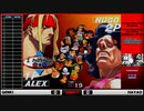 【ストⅢ3rd】3rdFT10SPECIAL match.5 元気(アレックス) vs はやお(ヒューゴー)