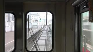【6050形で】【前面展望】西日本鉄道天神大牟田線 特急 西鉄福岡(天神)→西鉄二日市【まいります】