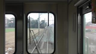 【6050形で】【前面展望】西日本鉄道天神大牟田線 特急 西鉄二日市→大善寺【まいります】