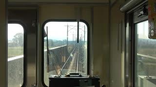 【6050形で】【前面展望】西日本鉄道天神大牟田線 特急 大善寺→大牟田【まいります】