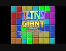 テトリス・デカリス アーケード(Tetris Giant, Score Challenge 22,958)