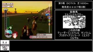 ギャロップレーサー6 「ウマ娘」登場馬限定DC完全制覇 実践編 part2/3