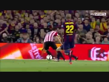 『[LIVE^FINAL] バルセロナ vs アスレティックビルバオ 生放送』のサムネイル