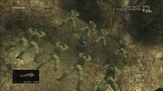MGS3 HD 無能な兵士たち - クラスのゴリエ