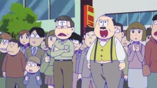 おそ松さん 第3期 第15話「コスプレ松」