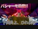 【ポケモン剣盾】バシャーモ劇場開幕!飛行タイプは俺の餌!?