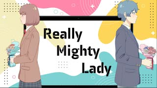 Really Mighty Lady / Twinfield feat. 初音ミク