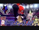 【ポケモン剣盾】そら×ついの色違いガラル旅~VS.ドラゴンジム!~part19