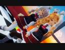 【MMD艦これ】Caramelldansen【Pola・Zara】