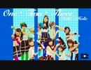 【モーニング娘。】One・Two・Three 踊ってみた【Hello♡Holic】dance cover