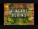 Vintage Begins【オリジナル曲】
