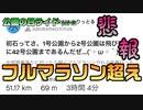 【公園の日ライド③】悲報…フルマラソン超え…【ロードバイク車載】