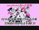 DJ小盈 - 最新劲爆320K高音质-全国语Club中文车载CD(mafumafu音质版)