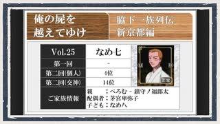 ◆俺の屍を越えてゆけ 実況プレイ◆新京都編 vol.25 : なめ七