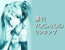週刊VOCALOIDランキング #39