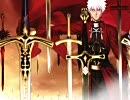 【MAD】 月姫 Fate/stay night 不協の音色、不実の永遠 修正版