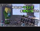 【Minecraft】ドラゴンを手持ちに加えれるようになった!!:ドラ旅part10【実況】