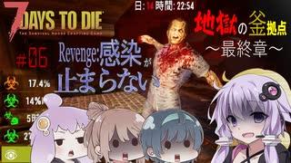 【7daystodie】Revenge:感染が止まらない#