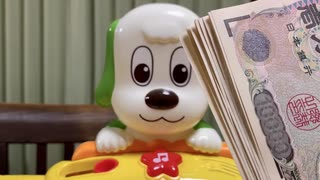 給付金の10万円に歓喜する資本主義の犬