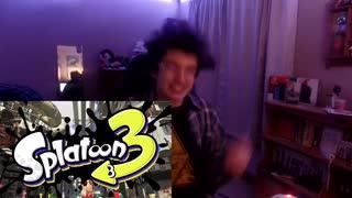 【海外の反応】Splatoon3に歓喜する海外Yo