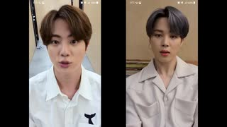 【 BTS 】'Life Goes On' (Video Call ver
