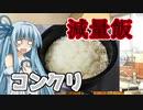 【減量飯】コンクリ【琴葉葵】