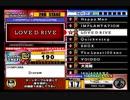 beatmania III THE FINAL - 061 - LOVE D RIVE (DP)