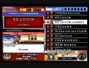 beatmania III THE FINAL - 163 - BE LOVIN (LONG) (DP)