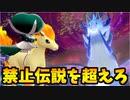 【実況】ポケモン剣盾 バドレックスの愛馬厳選!!馬統一パーティでたわむれる 後編