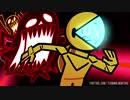 パックマン的な何か【Something about Pac-Man (Loud Sound and Lighting Sensitivity Warming)】