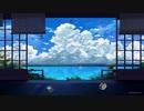 ASMR「海の見える部屋」涼しい気分で、リラックスする環境音【作業用BGM】