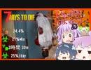 【7daystodie】Reboot:感染が止まらない#12【ドア】(α19.4 MOD)