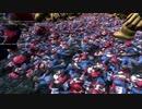 【トラウマ注意】クッパ目線でマリオ10万体相手したら地獄だった。Ultimate Epic Battle Simulator