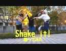 【YKT】shake it!【踊ってみた】